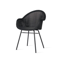 Edgard dining chair steel a base | Chairs | Vincent Sheppard