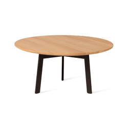 Groove side table medium | Coffee tables | Vincent Sheppard