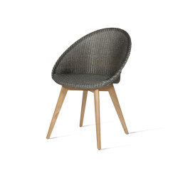 Jack dining chair oak base | Chairs | Vincent Sheppard