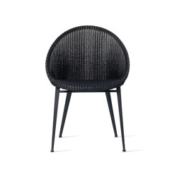 Jack dining chair steel base | Chairs | Vincent Sheppard