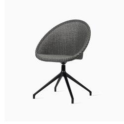 Jack dining chair swivel base | Stühle | Vincent Sheppard