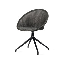 Joe dining chair swivel base | Stühle | Vincent Sheppard