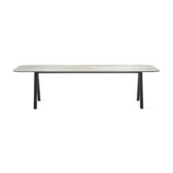 Kodo dining table | Tavoli pranzo | Vincent Sheppard
