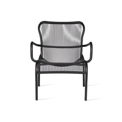 Loop lounge chair rope | Sessel | Vincent Sheppard