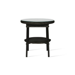 Outdoor Lloyd Loom Avignon side table | Mesas auxiliares | Vincent Sheppard