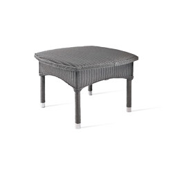 Outdoor Lloyd Loom Dovile side table | Mesas auxiliares | Vincent Sheppard