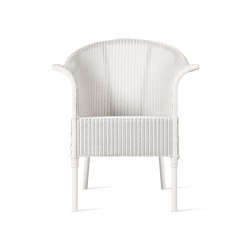 Outdoor Lloyd Loom Monte Carlo dining chair | Chairs | Vincent Sheppard