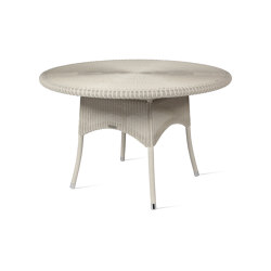 Safi dining table dia 120 | Dining tables | Vincent Sheppard