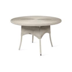 Safi dining table dia 120 | Tavoli pranzo | Vincent Sheppard