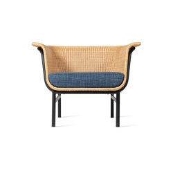 Wicked rattan Wicked lounge chair rattan | Armchairs | Vincent Sheppard