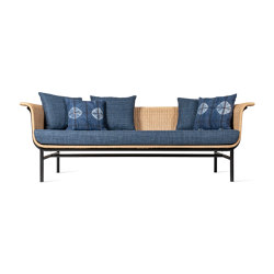 Wicked rattan Wicked lounge sofa rattan | Sofás | Vincent Sheppard