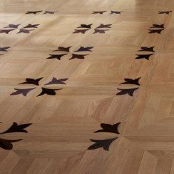 Intarsia Wooden Flooring | Wood flooring | Devon&Devon