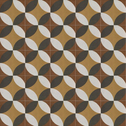 Sicily Tiles | Alicudi A | Ceramic tiles | Devon&Devon