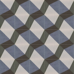 Sicily Tiles | Filicudi B | Ceramic tiles | Devon&Devon
