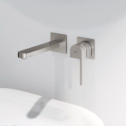 2-hole basin mixer M-Size | Wash basin taps | GROHE
