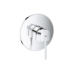 Single-lever shower mixer 1/2"