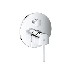 Plus Single-lever mixer with 3-way diverter | Shower controls | GROHE