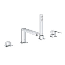 Plus 4-hole single-lever bath combination | Bath taps | GROHE