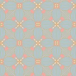 Art Deco Lilly | Carta parati / tappezzeria | GMM