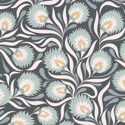Art Nouveau Flowers | Wall coverings / wallpapers | GMM