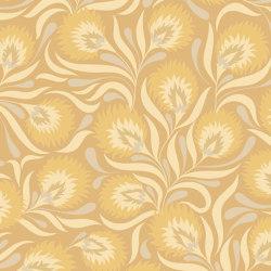 Art Nouveau Flowers | Carta parati / tappezzeria | GMM