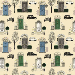 Belgravia | Wall coverings / wallpapers | GMM