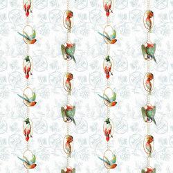 Birds On A String   Carta parati / tappezzeria   GMM