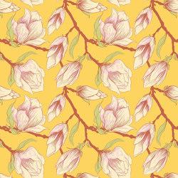 Blooming Magnolia | Carta parati / tappezzeria | GMM