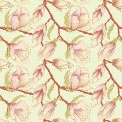 Blooming Magnolia | Wall coverings / wallpapers | GMM
