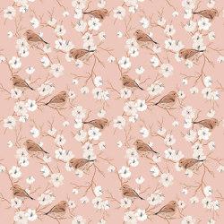 Cherry Blossom Sparrow   Revestimientos de paredes / papeles pintados   GMM