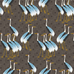 Cranes Of The Ibykus   Carta parati / tappezzeria   GMM