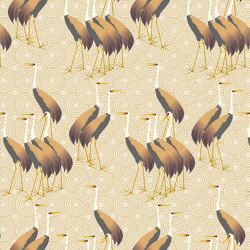 Cranes Of The Ibykus | Wall coverings / wallpapers | GMM