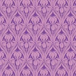Divine Iris | Carta parati / tappezzeria | GMM