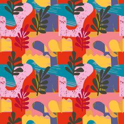 Exotic Leaf | Revestimientos de paredes / papeles pintados | GMM