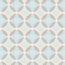 Flower Dots | Wall coverings / wallpapers | GMM