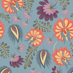 Folklore Flowers   Revestimientos de paredes / papeles pintados   GMM
