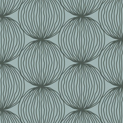 Graphic Pompoms | Wall coverings / wallpapers | GMM