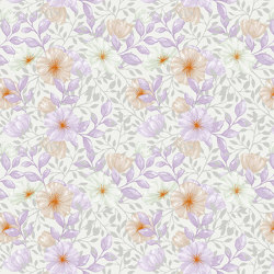 Hibiscus Garden   Revestimientos de paredes / papeles pintados   GMM