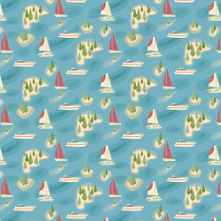 Island Hopping | Wall coverings / wallpapers | GMM