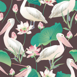 Pelican Pond | Wall coverings / wallpapers | GMM