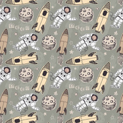 Rocket Moon | Wall coverings / wallpapers | GMM