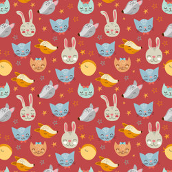 Space Animals | Wall coverings / wallpapers | GMM