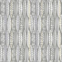 Striped Leaves | Carta parati / tappezzeria | GMM