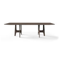 4050 Italo Dining table | Mesas comedor | Vibieffe