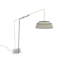 7000 Paralume Floor lamp | Free-standing lights | Vibieffe