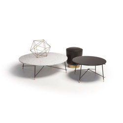 9425 Cross Small tables | Coffee tables | Vibieffe