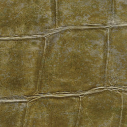 Anguille Big Croco Legend | VP 426 05 | Wall coverings / wallpapers | Elitis