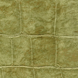 Anguille Big Croco Legend | VP 426 06 | Wall coverings / wallpapers | Elitis