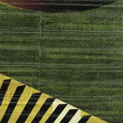 Anguille Big Croco Legend | VP 428 01 | Wall art / Murals | Elitis