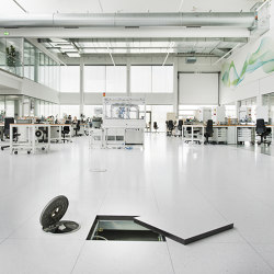 NORTEC power | Sound absorbing flooring systems | Lindner Group